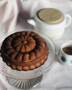 Gâteau de Savoie (version ig bas)