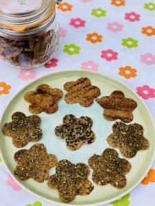 Crackers de galettes de sarrasin